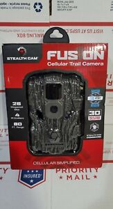 STEALTH CAM FUSION WIRELESS CELLULAR TRAIL/GAME CAMERA (AT&T) STC-FATW BRAND NEW