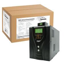 Backup UPS, Unterbrechungsfreie Stromversorgung, Silvercloud 850va reiner Sinus,...