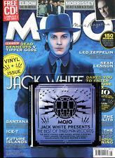 MOJO + free CD ... No. 249  August 2014  Jack White  Morrissey   Third Man Rec.