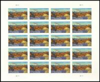 Nevada Statehood Stamps Sheet of 20 Forever Stamps Scott 4907