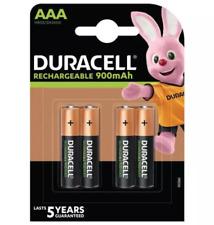 Duracell Recharge Ultra AAA x 4 - 900mAh/1.2V - LR03
