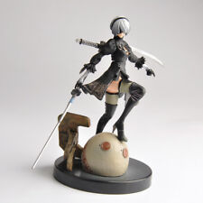 NIER No.2 Type B Automata 2B YoRHa Double Swords Ver. Statue Figurine Anime