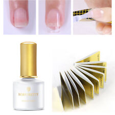 6ml BORN PRETTY Clear Nail Poly Quick Building UV Gel Extension Glue w/Nail Form