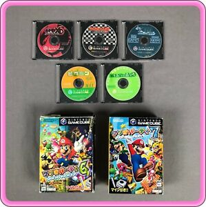 Disc Only - Gamecube Japanese Game Lot. USA Seller.