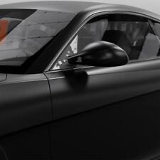 (24,28 EUR/m²) Avery Dennison® Supreme Autofolie Matte Black 152cm x Meterware