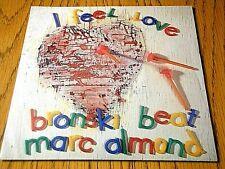 "BRONSKI BEAT & MARC ALMOND - LOVE TO LOVE YOU BABY  7"" VINYL PS"