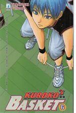 STAR COMICS KUROKO'S BASKET NUMERO 6