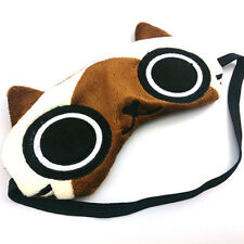 Japan Comic Visual Cosplay Monster Eyepatch Hunter Frontier Airou Cat Eye Mask