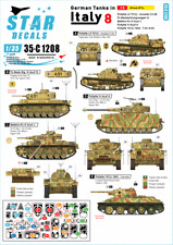 Star Decals 1//35 German tanks in Norway /& Finland # IV 35c1216