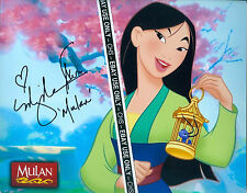 "MING-NA WEN NICE SIGNED COLOR 8x10 PHOTO ""MULAN"" ""AGENTS OF S.H.I.E.L.D"" #002"