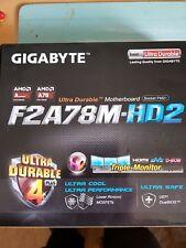 GA-F2A78M-HD2 Motherboard