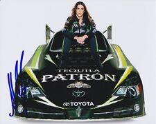 ALEXIS DEJORIA signed autographed NHRA photo