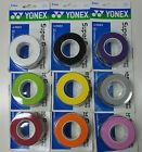 2 Packs Yonex AC 102EX, Pak of 3 Super Grap Badminton Tennis Squash Over Grips