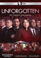 MASTERPIECE MYSTERY!: UNFORGOTTEN - SEASON 3 USED - VERY GOOD DVD