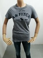 Maglia ABERCROMBIE & FITCH Donna Taglia Size S T-shirt Woman Polo Donna 7842