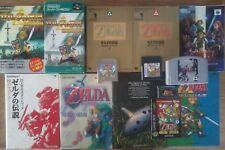 Lot THE LEGEND OF ZELDA - Game Boy / Advance / Super Famicom / Nintendo 64 - JAP
