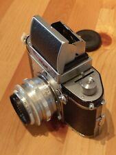 Exa Vintage SLR Camera + Meritar 50mm f2.9 Lens