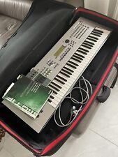 Yamaha Motif 6 Synthesizer + gepolsterte Tasche (xs, Es, Xf)