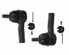 Pair Set of 2 Front Inner Steering Tie Rod Ends Moog ES3660 for Nissan Xterra
