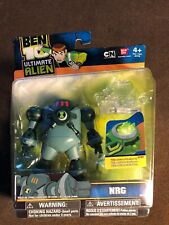 2010 Bandai Cartoon Network Ben 10 Ultimate Alien Force Nrg Figure