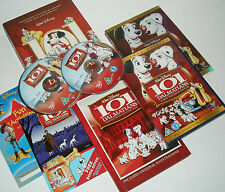 Disneys 101 Dalmatians 2 Disc Collectors Platinum Edition DVD and Book Set