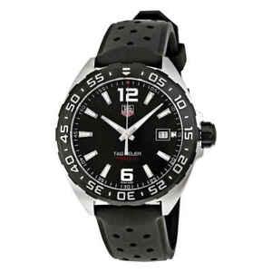 Tag Heuer Formula One Black Dial Men's Watch WAZ1110.FT8023