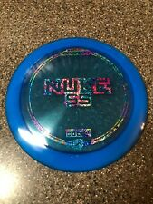 Discraft Z NUKE SS Party Time Stamp 167-169g Blue Disc
