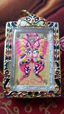 Kruba Krissana King Of Butterfly Amulet--Year 2555