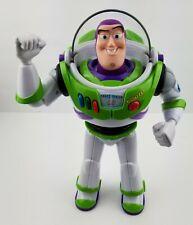 "Toy Story Talking Buzz Lightyear 12"" Thinkway Toys Disney Working Please Read"