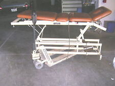 Chattanooga Adapta AET-4 Traction Table, Chiropractic/Massage/Treatment Bed