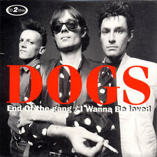 DOGS End Of The Gang / I Wanna Be Loved Johnny Thunders Skydog French punk rock