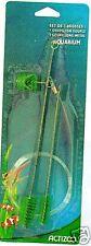 SET GOUPILLONS entretien aquarium pompe filtre ref 377506