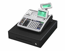NEW CASIO CASH REGISTER TILL FOR NEWSAGENT - CLOTHING SHOP - RETAIL - 2 PRINTERS