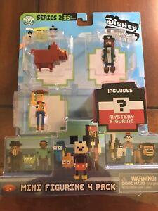 Disney Crossy Road Series 2 (4 Pack ) New