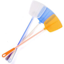 1Pc Household Plastic Fly Trap Mosquito Swatter Fly Killer Hand Manual FlapperOI