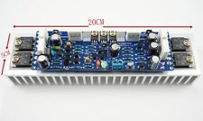 Mono L12-2 Power Amplifier board AMP Assembled 2-CH 120W + - 55V w Heatsink