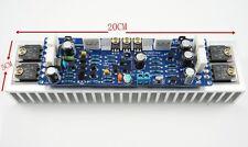 1pc Mono L12-2 Power Amplifier board AMP Assembled 2-CH 120W + - 55V w Heatsink