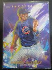 Robert Alzolay 2020 Topps Inception Purple Rookie RC #135/150 #38 Cubs MQ