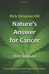 Rick Simpson Oil - Nature's Answer for Cancer...