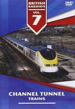 British Railways Volume 7 CHANNEL TUNNEL TRAINS DVD Eurotunnel Le Shuttle