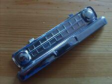press steel toys - 65-66 Nylint grill / bumper set - original zinc plating