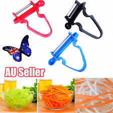 3Pcs Magic Trio Peelers Slicer Shredder Peeler Julienne Vegetable Fruit Cutter S
