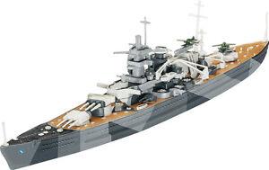 2015 Revell Germany 1/1200 Battleship Scharnhorst Plastic Model Kit new in the b