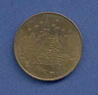 Medaille Weihnachten 1979 Ansicht Weihnachtsmarkt Ø 26 mm A15/34
