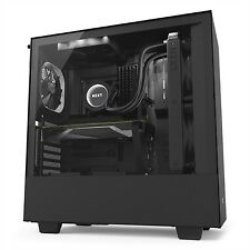 Nzxt H500i USB 3.1 cristal templado negro
