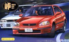 Fujimi 46037 Tohge-13 1/24 Scale Model Car Kit Miracle Honda Civic SiR II EK