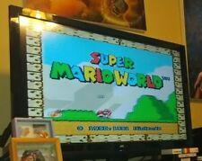 Super Mario World Super Nintendo NES Tested Manual