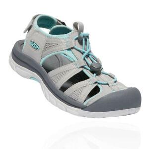 Keen Womens Venice II H2 Walking Shoes Sandals Grey Sports Outdoors Windproof