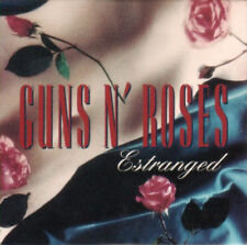 "Guns N' Roses Estranged 1993 CD Single Collectible VG ""Promotional Copy"""
