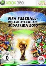 Xbox 360 FIFA WM 2010 SÜDAFRIKA * DEUTSCH GuterZust.